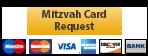 Mitzvah Card Request